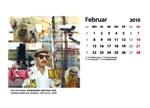 Kunstbehandlung Kalender 2010 Paul Arne Meyer