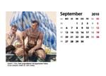 Kunstbehandlung Kalender 2010 Robert C. Rore Oktoberfest