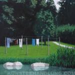 Am laufenden Band - Galerieausstellung in der Kunstbehandlung München
