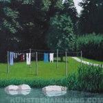 Am laufenden Band - Galerieausstellung Gruppenausstellung in der Kunstbehandlung München, Robert Brinkschulte