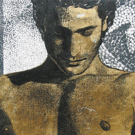 Am laufenden Band - Galerieausstellung in der Kunstbehandlung München, Rinaldo Hopf: Ramon