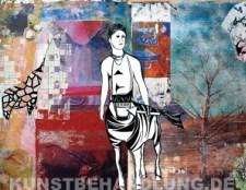 Kunst aus London von ThingsWeLove zu Gast in der Galerie Kunstbehandlung München