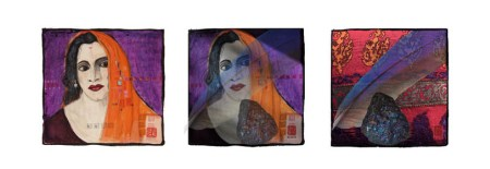 Monika Veth - Gruppenausstellung Metamorphosen