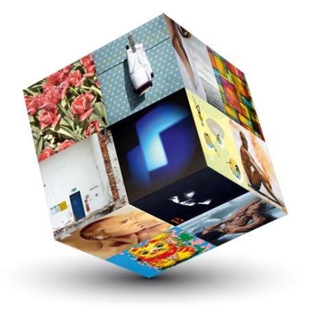 Gruppenausstellung 30×30 No.8 Quadratische Kunstvielfalt in der Galerie Kunstbehandlung Ausstellungsraum München