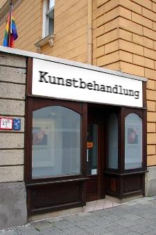 Galerie Kunstbehandlung München