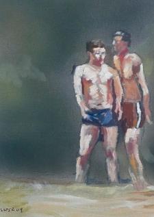 Dirk Klose, The Male Figure