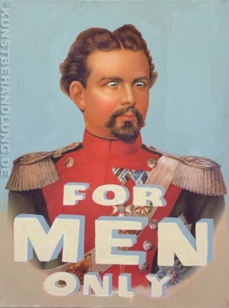 Nikolaus Keller: etwas andere Kini-Portraits