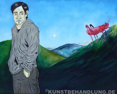 """""""Director's Cut"""" - Ausstellung von Oliver Estavillo"""