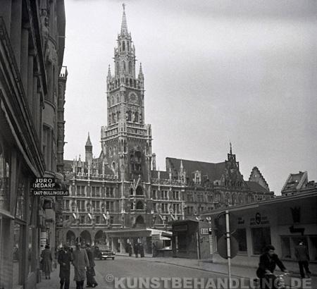Herbert Wendling - historische München-Aufnahmen