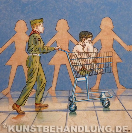 Robert Sherer - Kunstbehandlung München