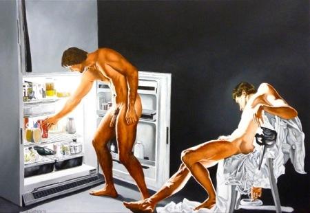Klaus C. Dietrich: Carnival - The Male Figure 3