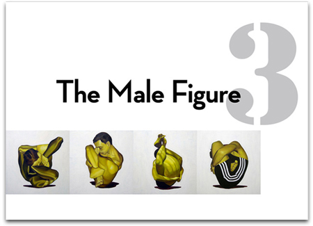 The Male Figure 3 - Gruppenausstellung