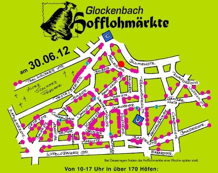 Glockenbach Hofflohmarkt