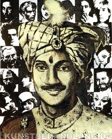 Rinaldo Hopf - Golden Queers - Prince Manvendra