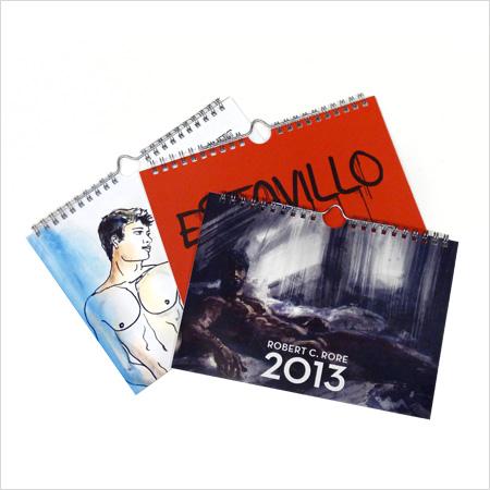 Kunstbehandlung Kalender