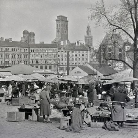 München - historische Fotografien