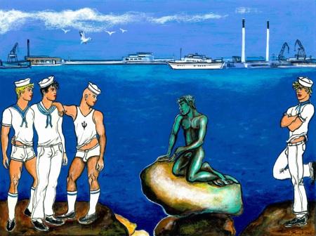 Der Kleine Meerjüngling - Hannes Steinert