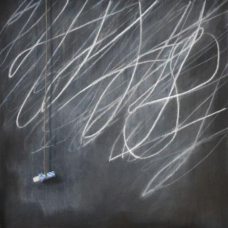 Gesalzen und verdreht - Gemälde-Ausstellung von Ulrike