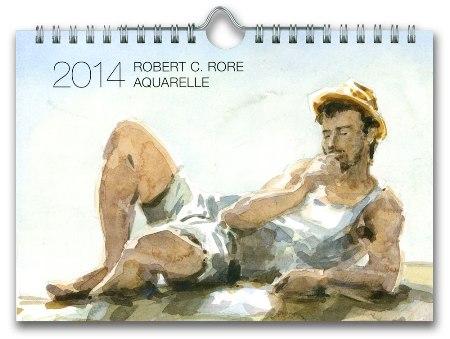 Robert C. Rore - Kalender