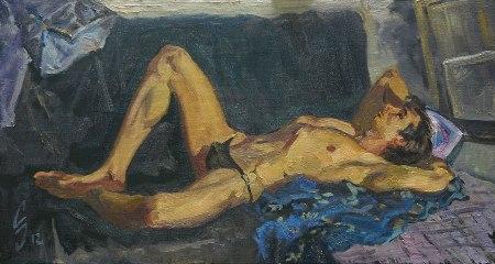 Kunstbehandlung, Sergey Sokov