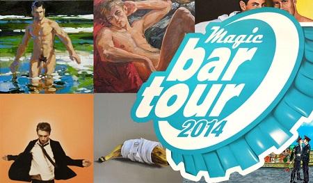 Magic Bar Tour 2014