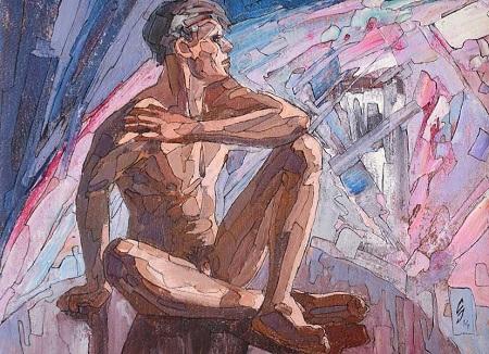 Sergey Sovkov, Kunstbehandlung
