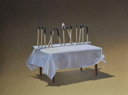 Astrid Köhler - Das letzte Abendmahl