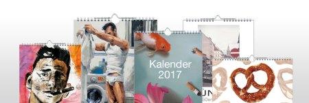 Kalender 2017 Kunstbehandlung