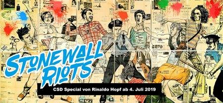 Rinaldo Hopf: CSD Special