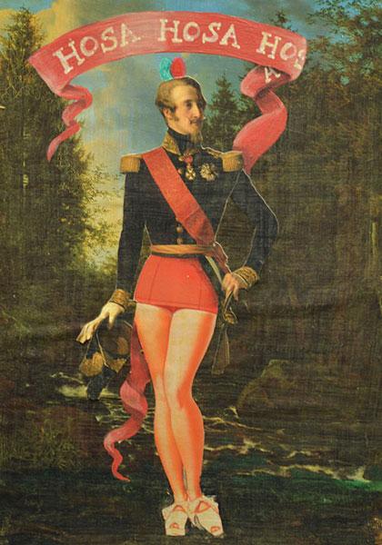Werk von Nikolaus Keller: Rex