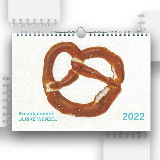 Ulrike Wenzels Brezn-Kalender 2022
